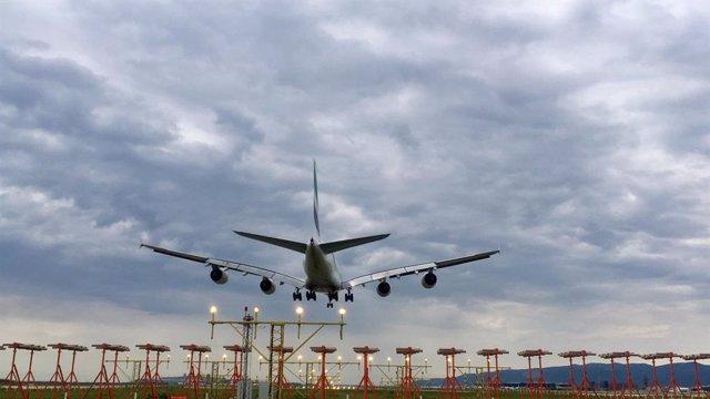 Aeroport de Barcelona (arxiu).