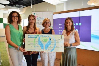 Bayer recauda 6.300 euros para la Fundación Esclerosis Múltiple