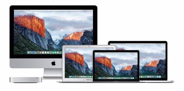 Mac en Apple Store
