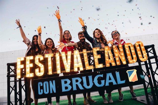 Imagen de Festivaleando con Brugal