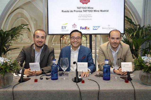 Economía.- Bodegas Riojanas aprovecha una plataforma con 'blockchain' para ampli