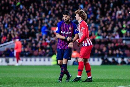 El Barça paga la cláusula de Griezmann