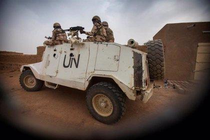 Heridos diez 'cascos azules' de la MINUSMA por la explosión de una bomba en el norte de Malí