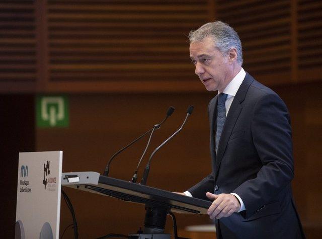 Urkullu defenderá en el High Level Political Forum de la ONU el modelo vasco de