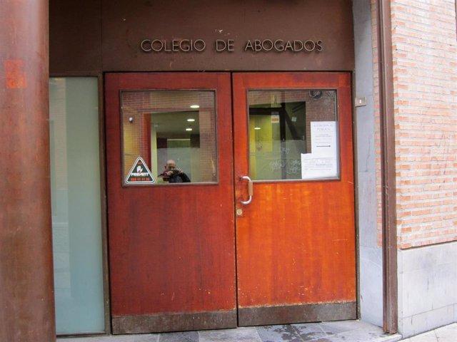Colegio de Abogados de Valladolid.