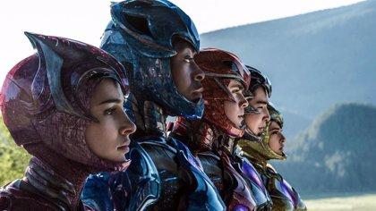 Power Rangers vuelven a la carga con un nuevo reboot y nuevo reparto