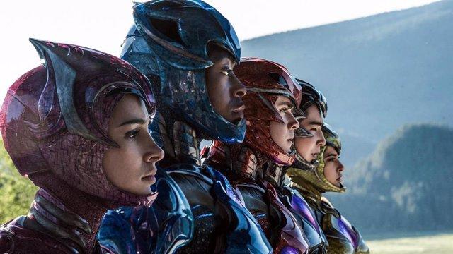 Película Power Rangers (2017)
