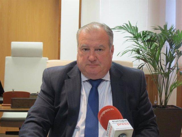 Roberto Larrañaga, presidente de Confebask
