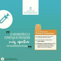 Campaña vacunación Consejo Farmacéuticos