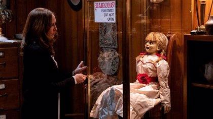 Crítica de Annabelle vuelve a casa: Noche en el museo de los Warren