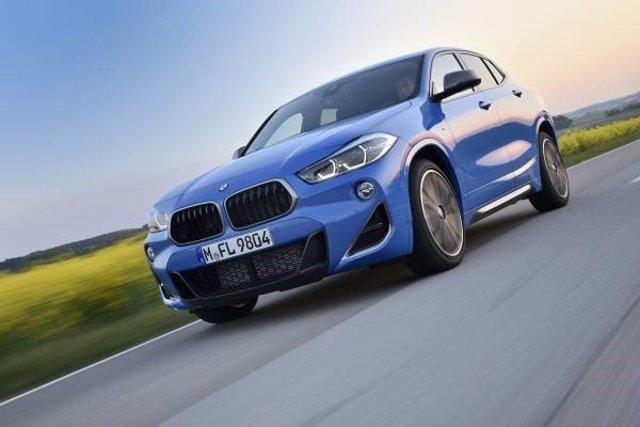 El nuevo BMW X2 M35i