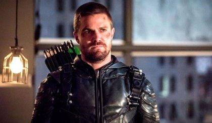 El principio del fin de Arrow para Stephen Amell: Primera foto desde el rodaje de la 8ª y última temporada