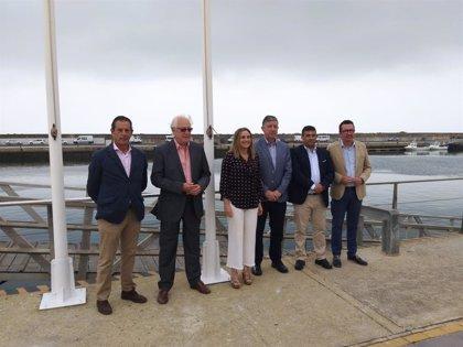 La Junta invertirá este año 6,5 millones en obras en los puertos de Huelva