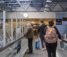 Aena va elevar un 5,7% amb gairebé 128 milions els seus passatgers durant el primer semestre (AENA - Archivo)
