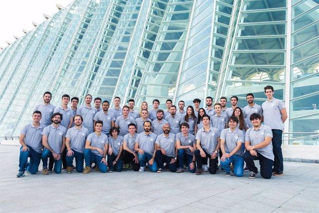 Estudiantes de la Universitat Politècnica de València viajan a Los Ángeles para competir en la Hyperloop Pod Competition 2019