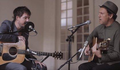 Fon Roman presenta el sentido videoclip de 'Territorio herido' junto a Coque Malla