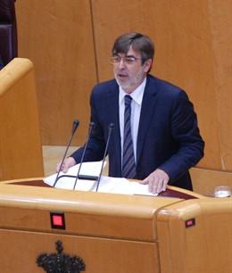Imatge de recurs de Francesc Antich al Senat.