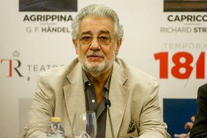 """Plácido Domingo, sobre la situación política en España: """"Estamos todos a la espera de que se pongan de acuerdo"""""""