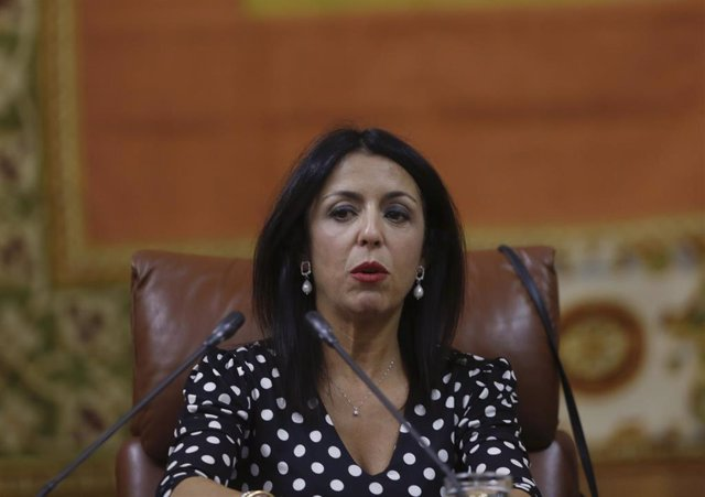 La presidenta del Parlamento, Marta Bosquet, en una foto de archivo