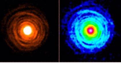 Primera molécula portadora de calcio detectada en el espacio