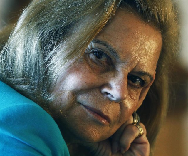 La escritora Carme Riera en la UIMP