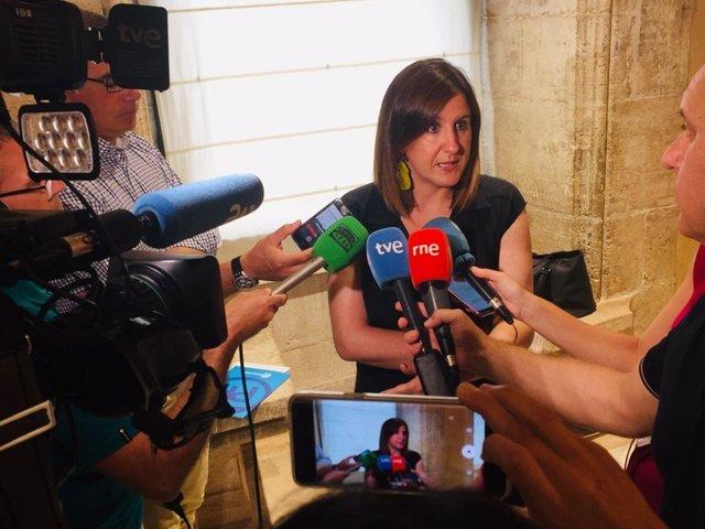 Imagen de archivo de María José Catalá