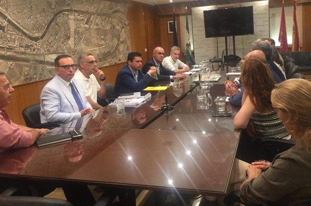 Consejo de la Gerencia de Urbanismo de Sevilla