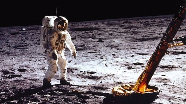 Escena del documental 'Apolo 11', de Todd Douglas Miller