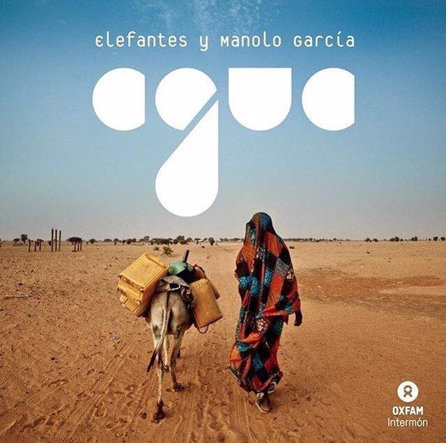 Elefantes y Manolo García han lanzado la canción 'Agua', compuesta por Shuarma, con letra de Shuarma y Benjamín Prado, con la que buscan contribuir al trabajo de Oxfam Intermón
