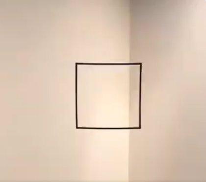 ¿Cuánto puede variar la realidad dependiendo desde dónde la miremos? Una escultura te lo muestra