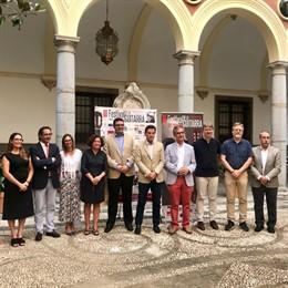 Presentación del III Festival Internacional de la Guitarra de Granada