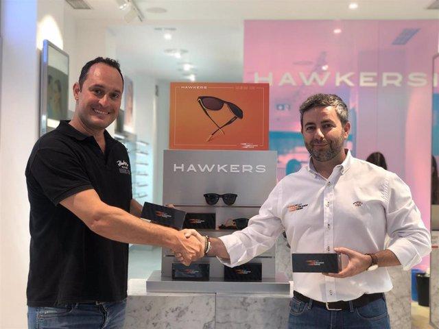 Hawkers lanza su colección de gafas de sol oficiales del Circuit Ricardo Tormo