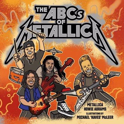 Metallica cuentan su historia en un libro para niños
