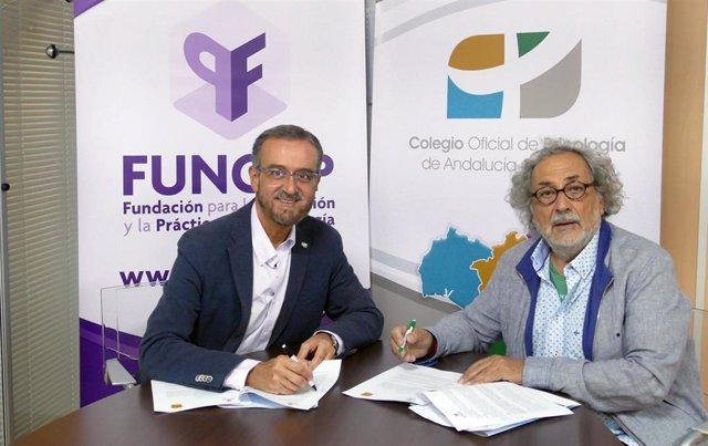 Sevilla Acoge Acuerda Con El Colegio De Psicologos Un