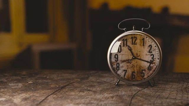 Tiempo, reloj, hora