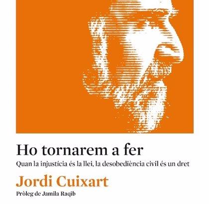 """Cuixart (Òmnium) pide dialogar para solucionar el conflicto en Cataluña """"también con el PSC"""""""