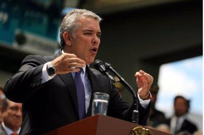Duque pide al Consejo de Seguridad que prorrogue otro año la Misión de Verificación del acuerdo de paz
