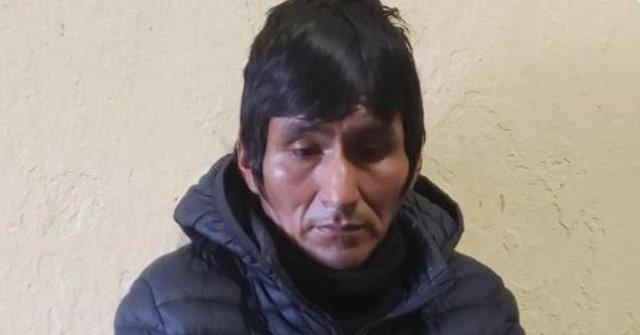 El miembro de Sendero Luminoso 'Julio Chapo'