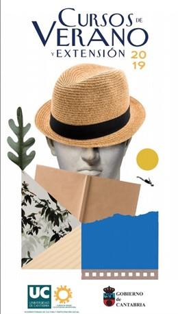 Cartel de los Cursos de Verano de la UC