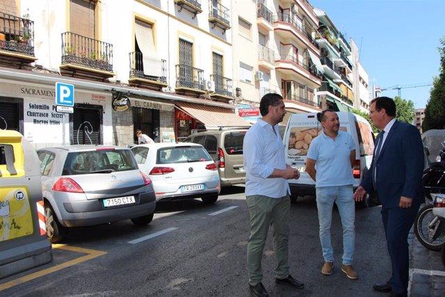 Ayuntamiento habilita 27 nuevas plazas de aparcamiento en la calle Feria