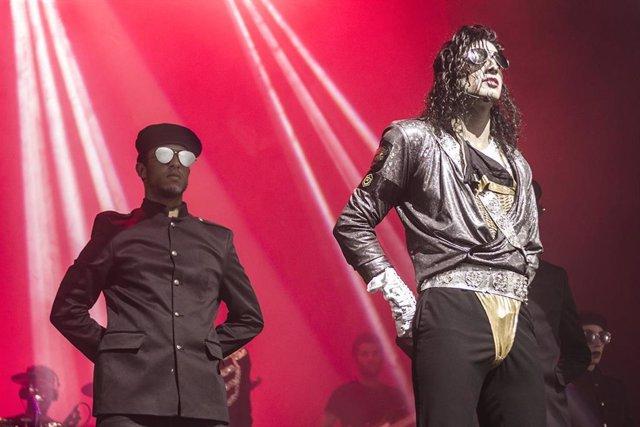El espectáculo homenaje a Michael Jackson 'I Want You Back'