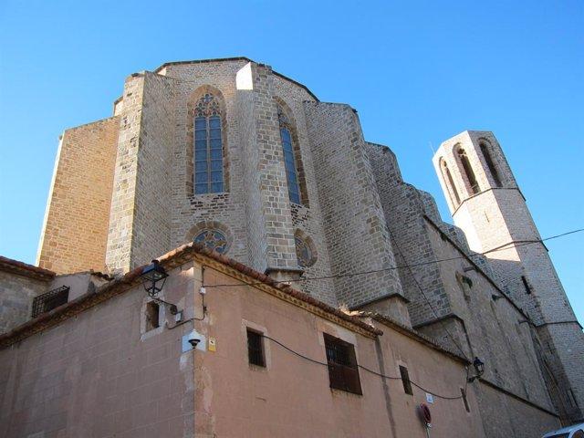 Exterior del Monasteri de Pedralbes (Reial Monestir de Pedralbes)