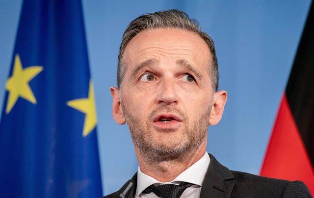 El ministro de Asuntos Exteriores de Alemania, Heiko Maas