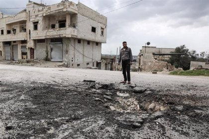Doce muertos en bombardeos sirios y rusos en el noroeste de Siria