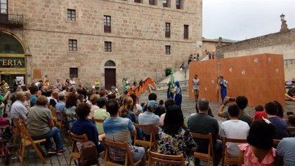 Entorno monasterios de Suso y Yuso acoge el V Festival de Artes Escénicas de La Rioja 'San Millán, Escenario Vivo'