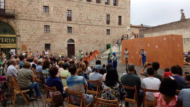 V Festival de Artes Escénicas 'San Millán, Escenario Vivo'