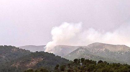 La provincia de Ávila registra hasta ocho incendios en poco más de dos horas