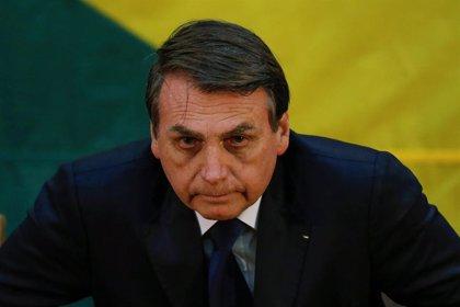 Bolsonaro considera que WhatsApp le censura por la limitación a cinco reenvíos