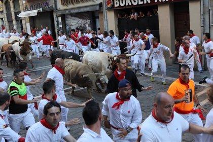 Sancionado con 4.000 euros por agarrar al toro por el cuerno en dos encierros