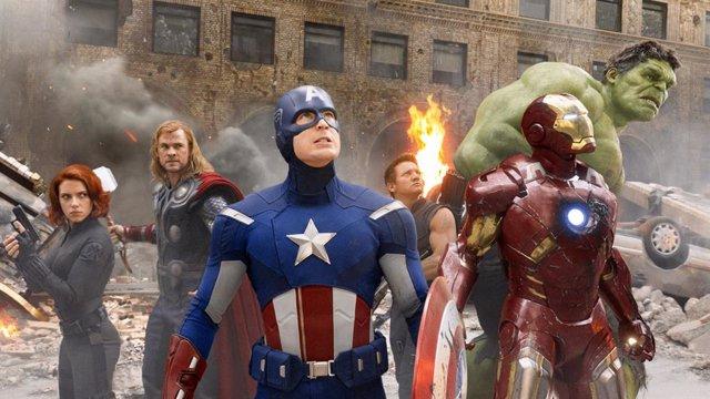 Los primeros Vengadores